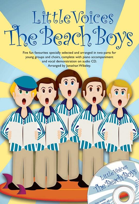 The Beach Boys - Little Voices - The Beach Boys - 2-part Choir