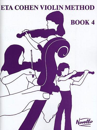 Eta Cohen Violin Method Book 4 Student's Book - Violin