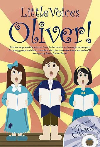 Little Voices Oliver - 2-part Choir