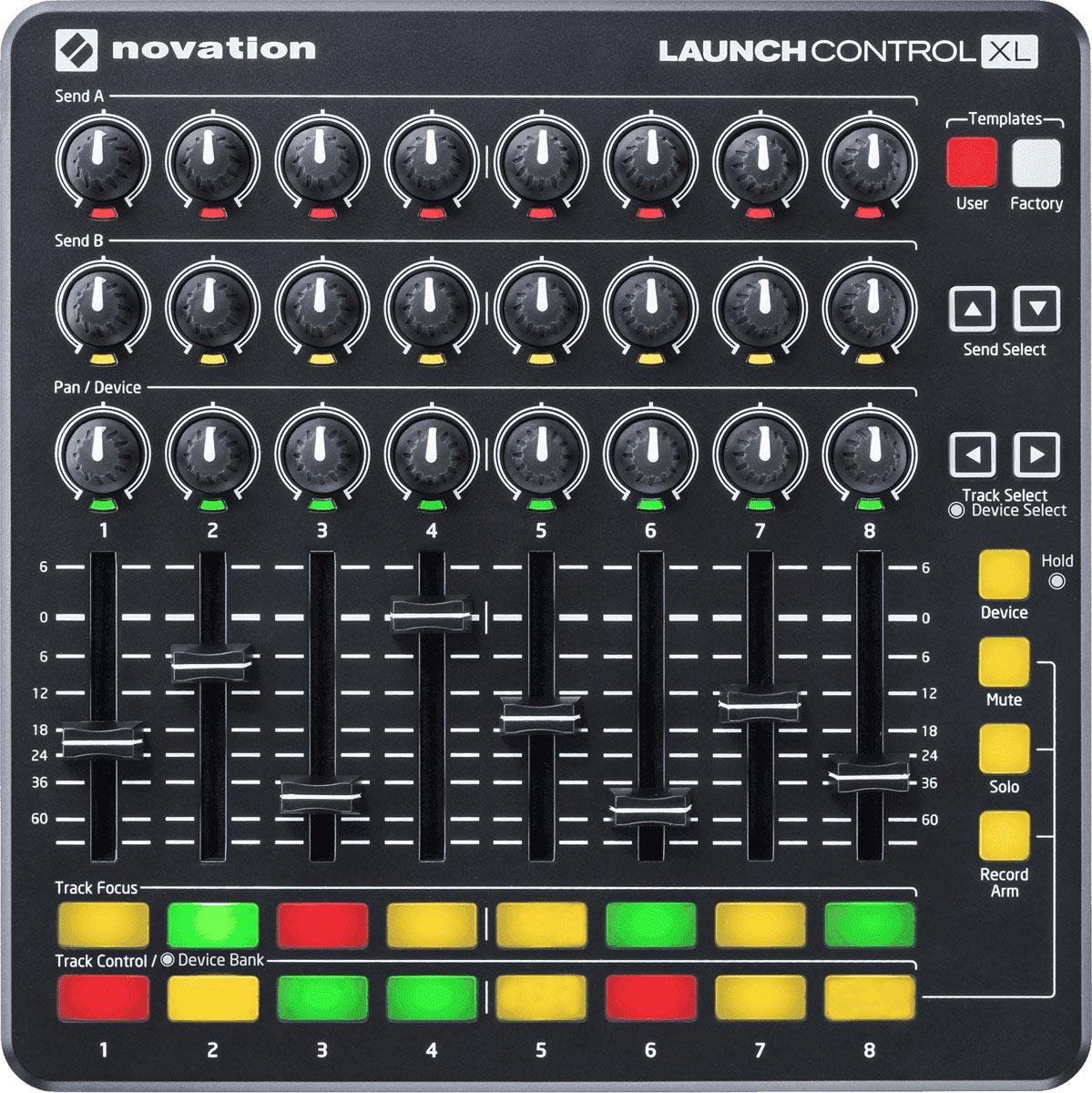 Novation Launchcontrol Xl-b