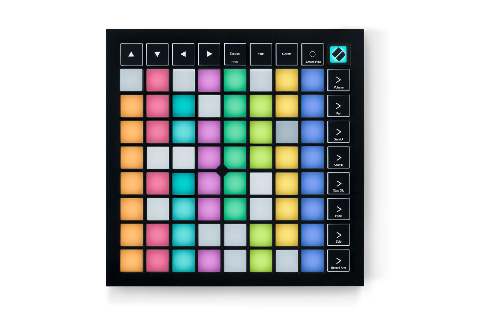 Contrôleur matriciel 8X8 pads Novation Launchpad Pro