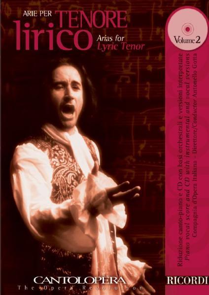 Celebrity arie d opera ricordi music publisher