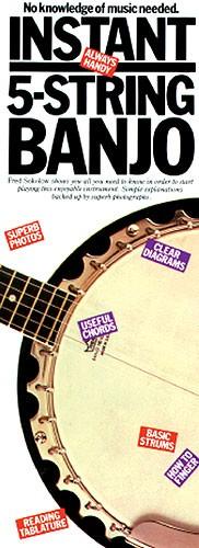 Instant 5 String Banjo - Banjo