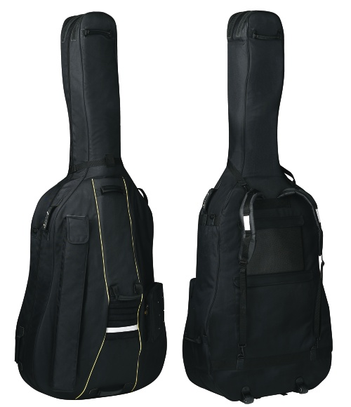 4/4 TURTLE DOUBLE BASS BAG MODEL BS 25
