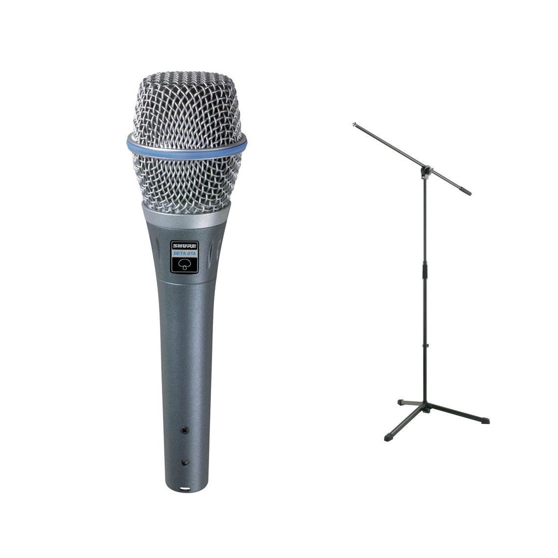 micro statique de chant usb shure pg27usb micros condensateur statiques microphone achat. Black Bedroom Furniture Sets. Home Design Ideas