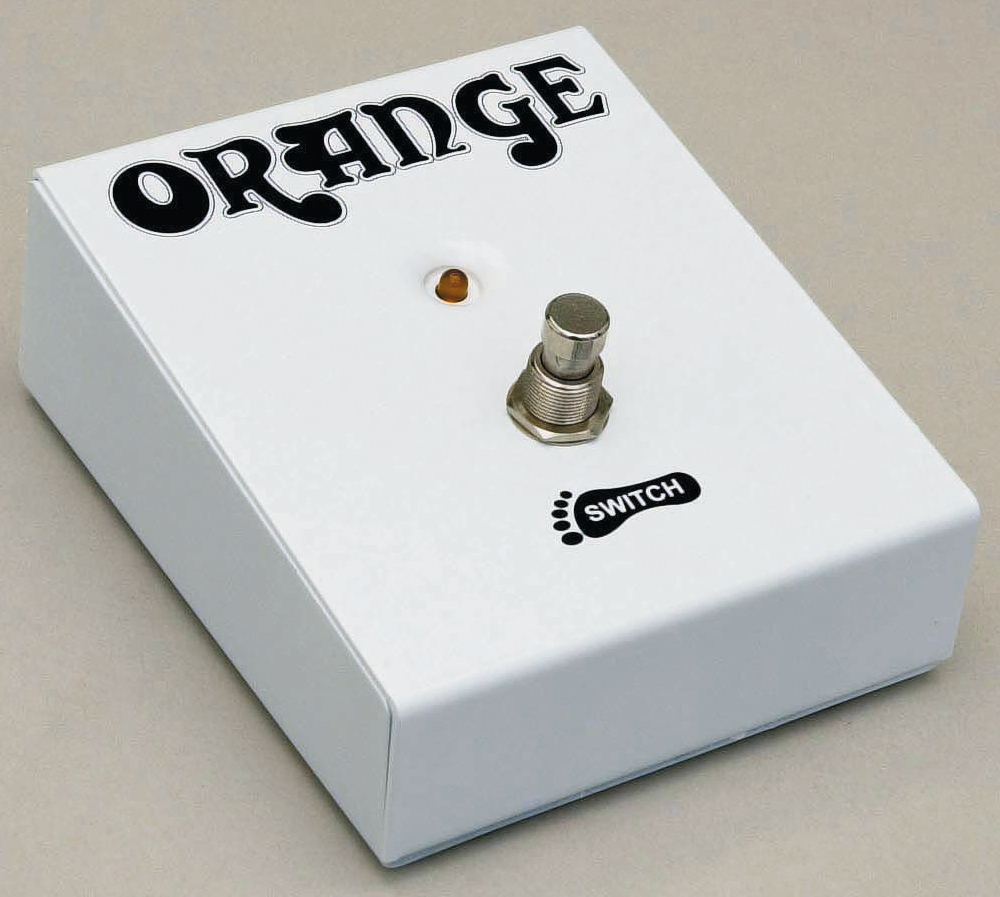 Orange Footswitch Mcfs