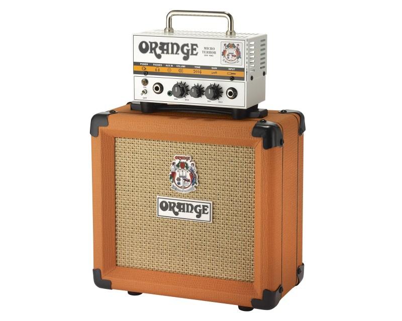 Orange Micro Terror + Ppc108