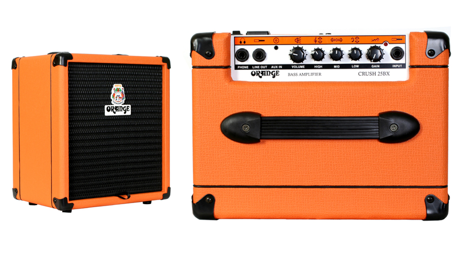 Orange Crush Pix Cr25bx