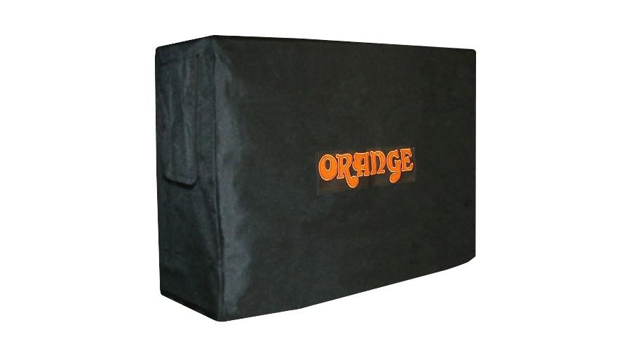 Orange Housse Baffle 4x12 Pan Coupe