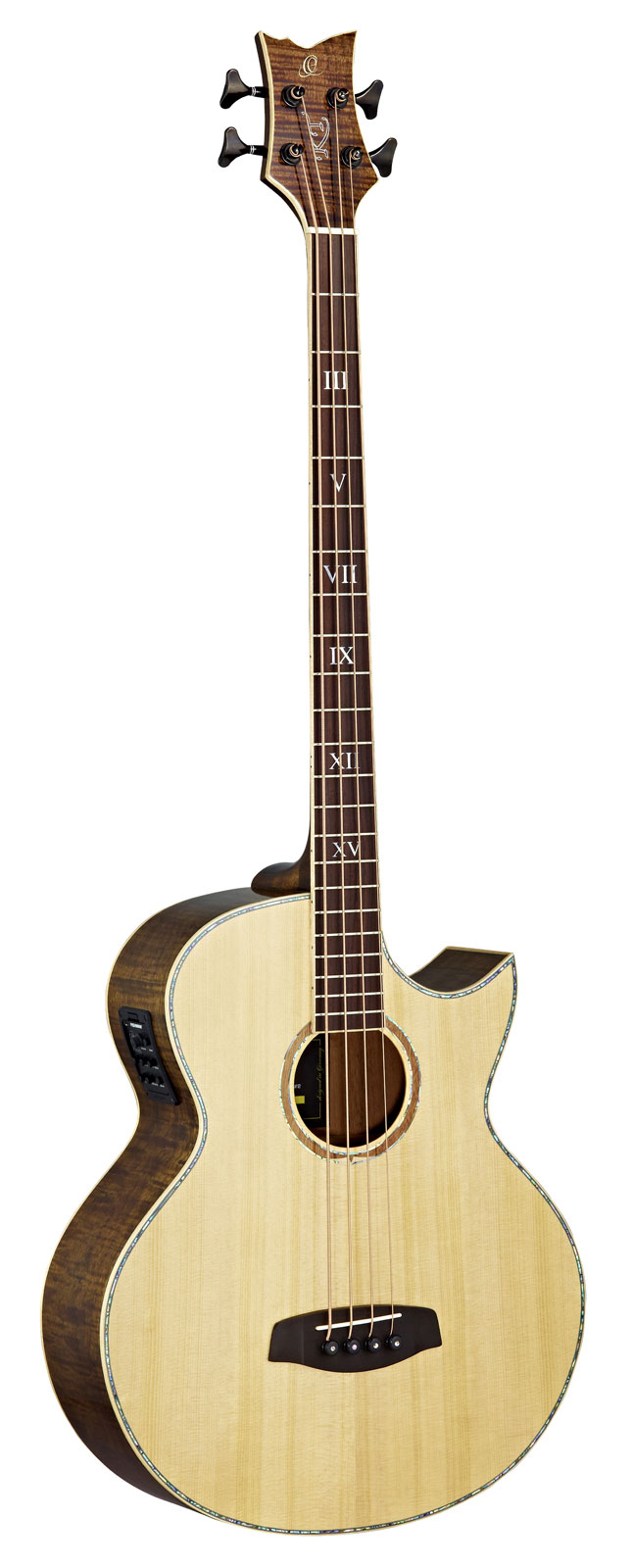 BASS 4 SIGNATURE KEN TAYLOR KTSM-4 NATURAL