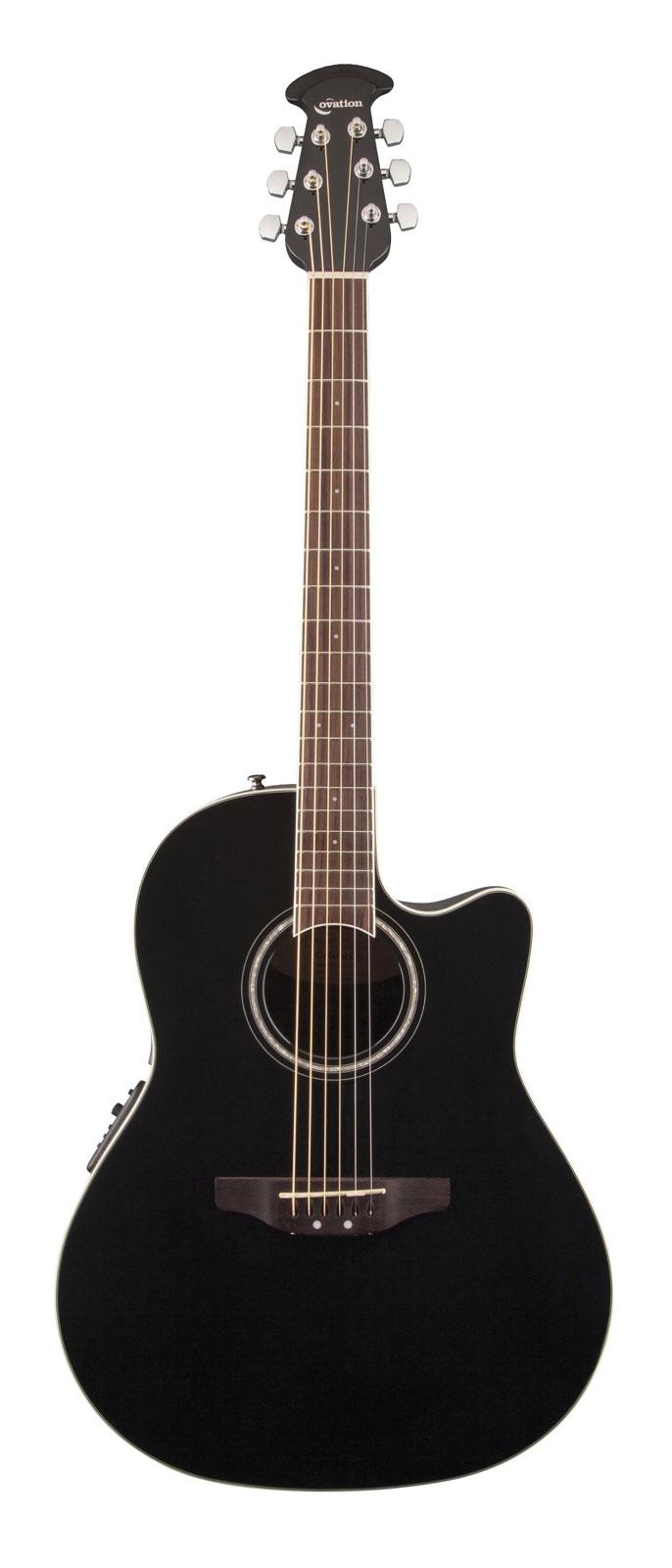 Ovation Celebrity Standard Cs245 Black