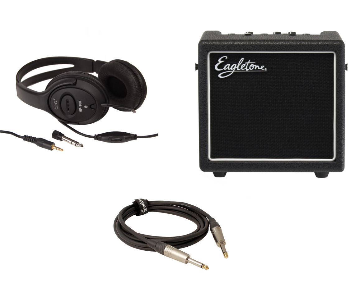 Eagletone Pack Aero 8 V2 + Casque + Cable