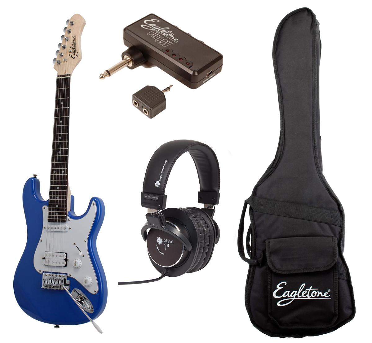Eagletone Sun State Mini Bleue + Pluggy + Original First