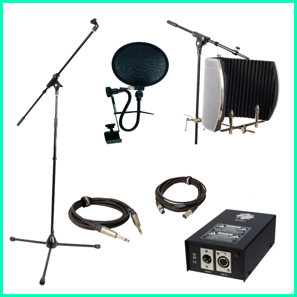 Woodbrass Pack Accessoires Home Studio
