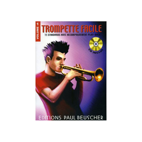 Trompette Facile Vol.1 + Cd - Trompette