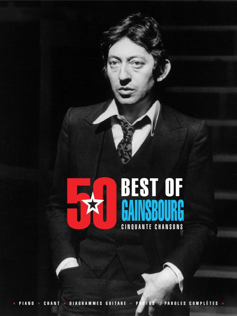 Gainsbourg Serge - Best Of 50 Chansons - Pvg