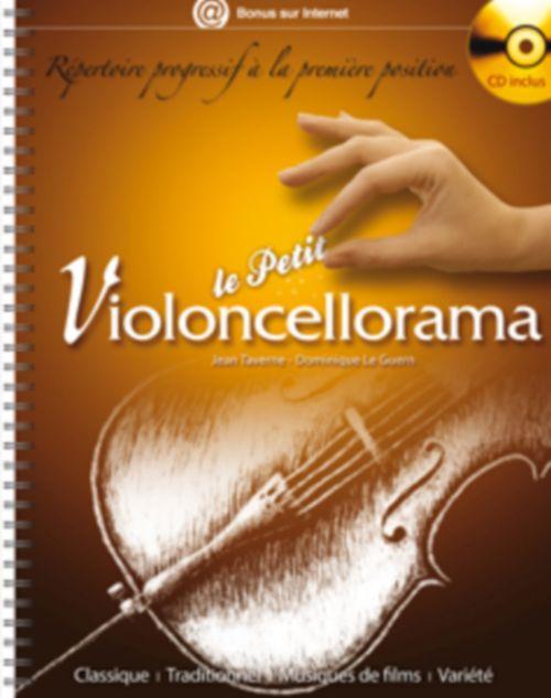 Le Petit Violoncellorama + Cd
