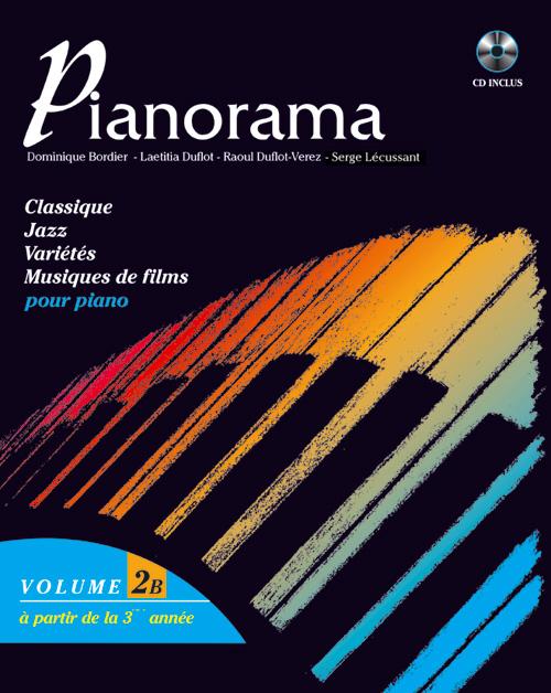 Pianorama Vol. 2b + Cd