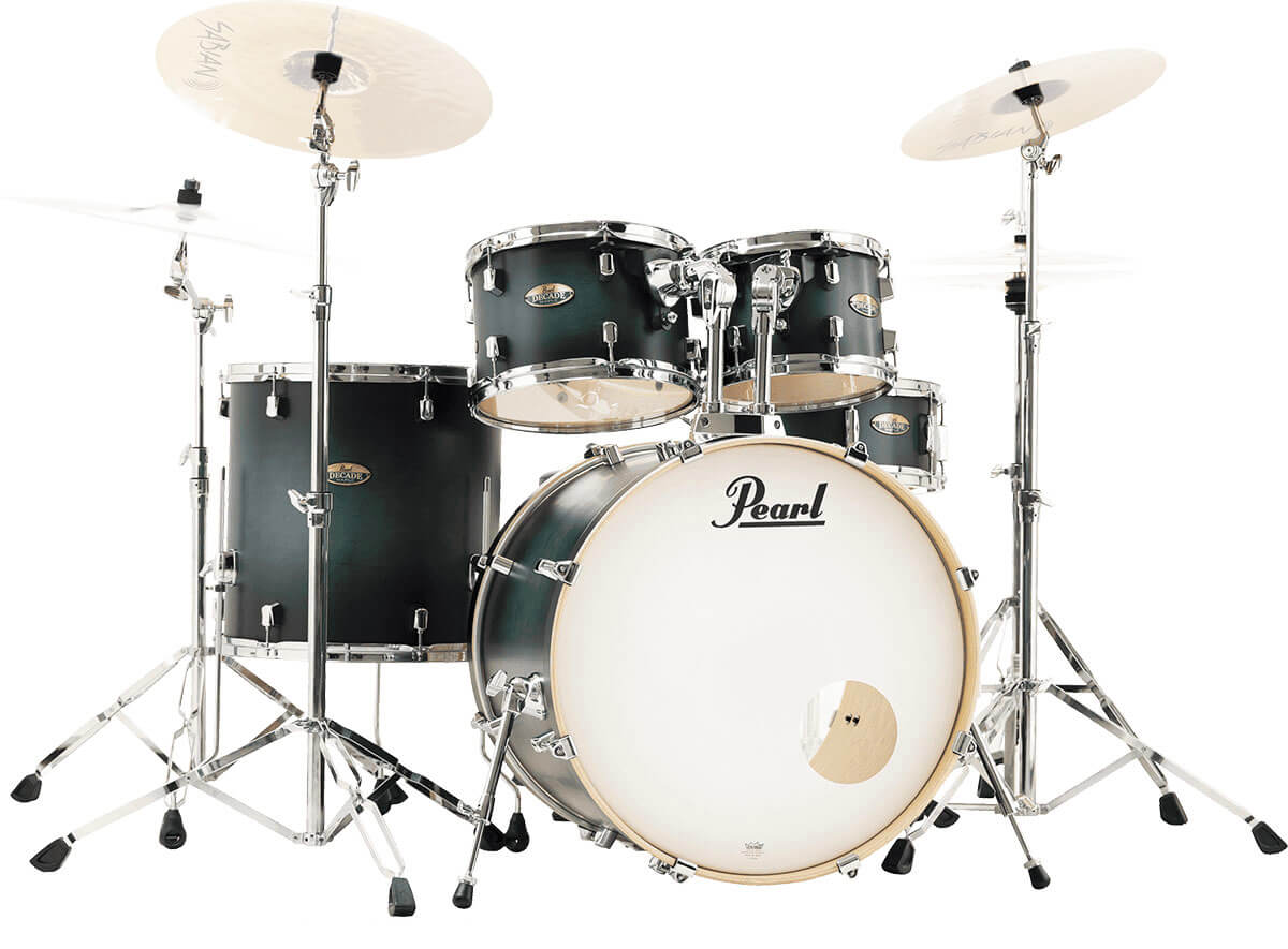 DECADE MAPLE FUSION 22'' DEEP FOREST BURST