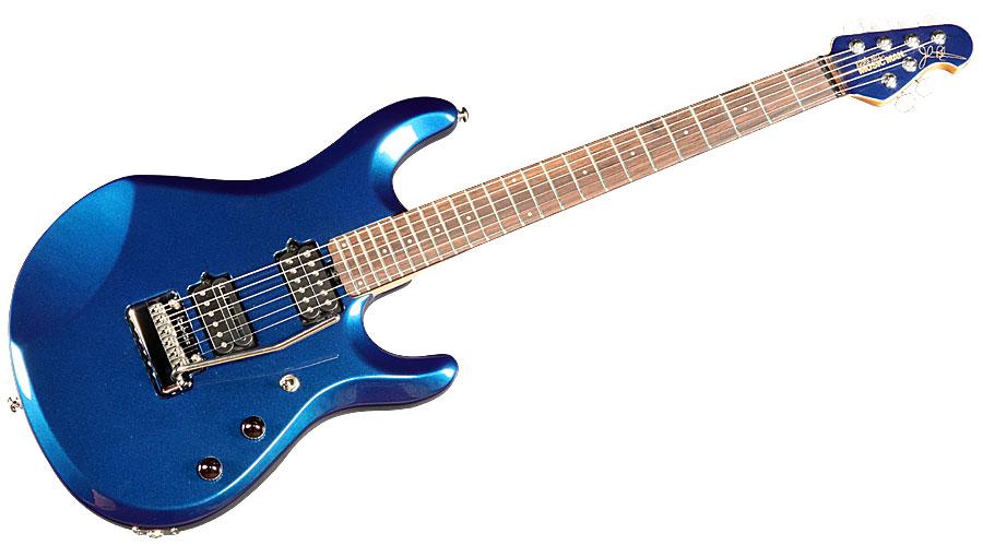 Music Man John Petrucci Blue Pearl + Tete Assortie + Etui