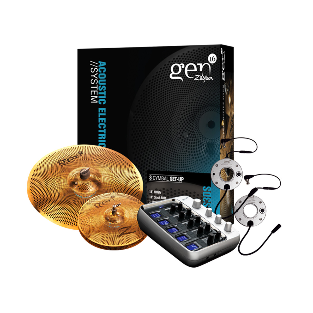 BS3DS - SET HI-HATS 13