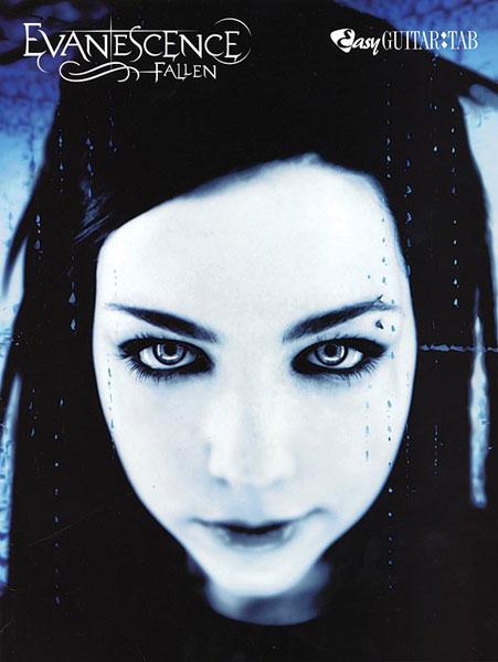 Evanescence - Fallen - Guitar Tab
