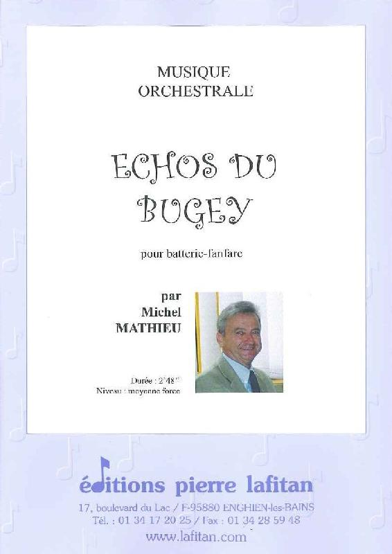 Mathieu Michel - Echos Du Bugey - Ensemble Mixte