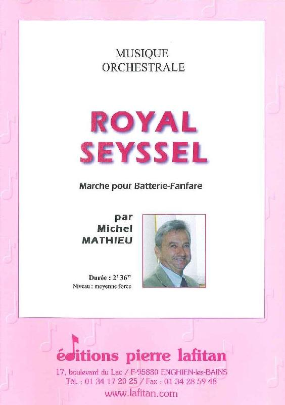 Mathieu Michel - Royal Seyssel - Ensemble Mixte