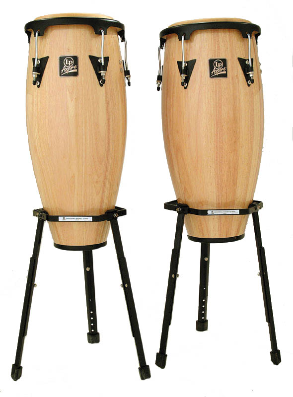 Lp Latin Percussion Lp Aspire Duo Quinto Amp Conga Vintage