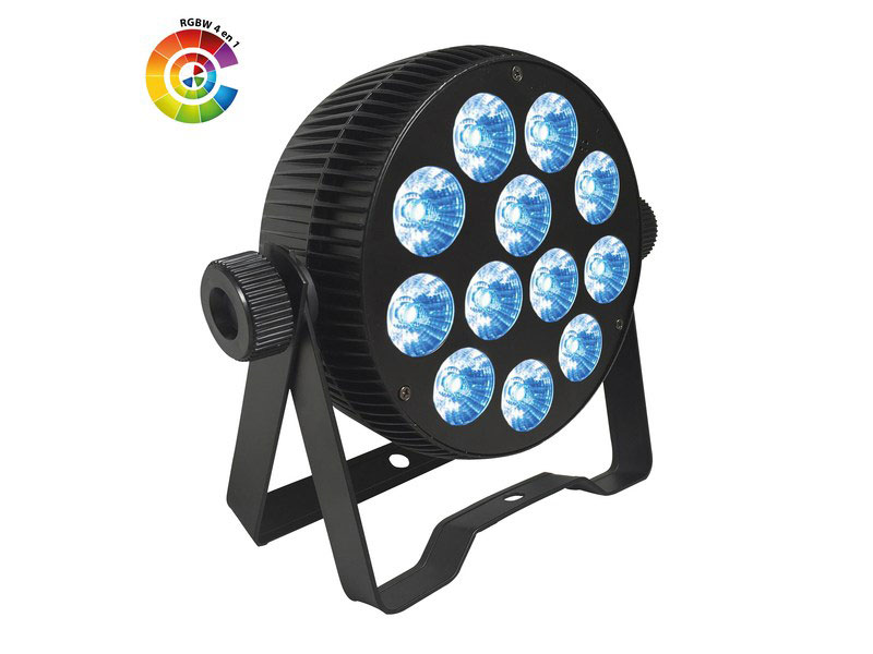 LED PAR SLIM 12x10W QUAD