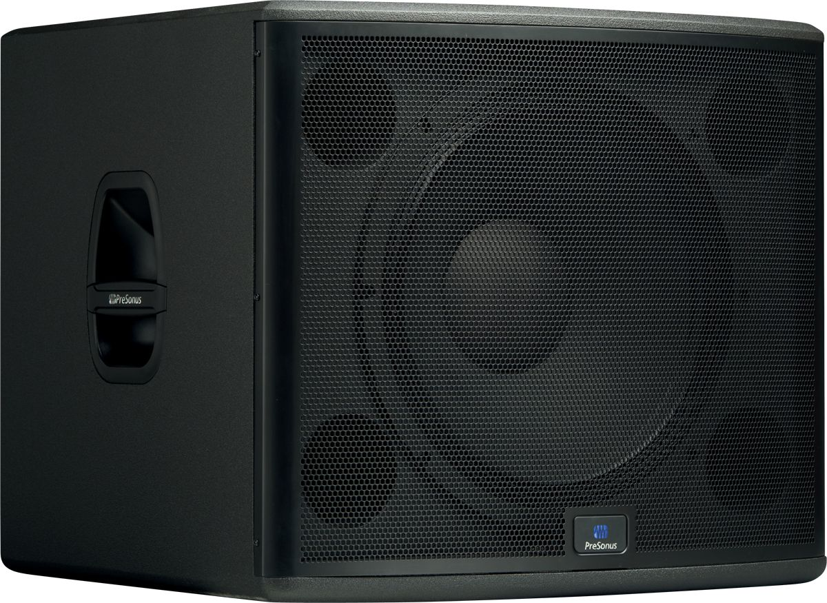 STUDIOLIVE 18S AI - ACTIVE SUBWOOFER 1000W 18 INCHES