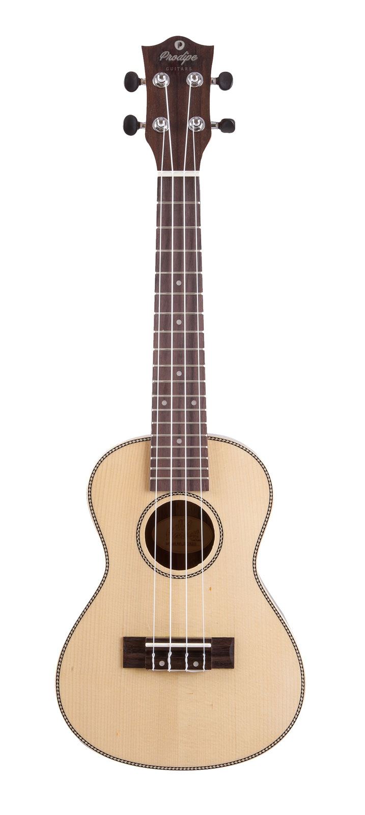 BC320 EQ CONCERT 23''SOLID SPRUCE