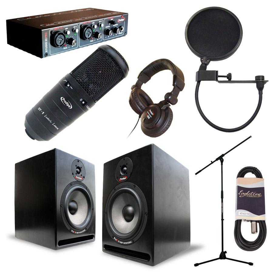 Prodipe Prodipe Pack Home Studio Prodipe Complet Pro8
