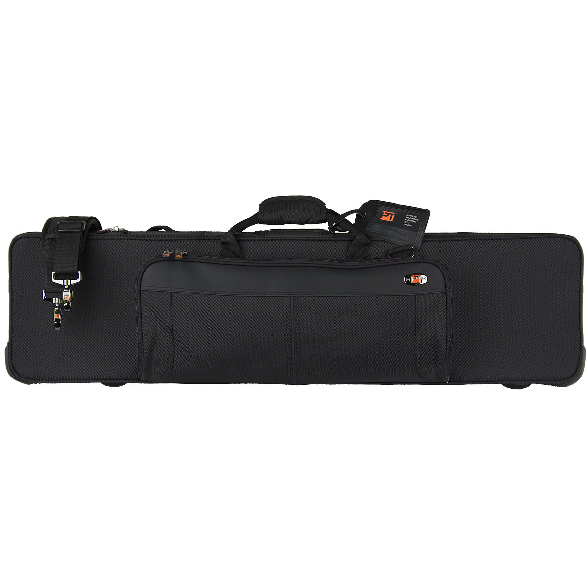Protec Etui De Clarinette  Basse  Propac Pb-319