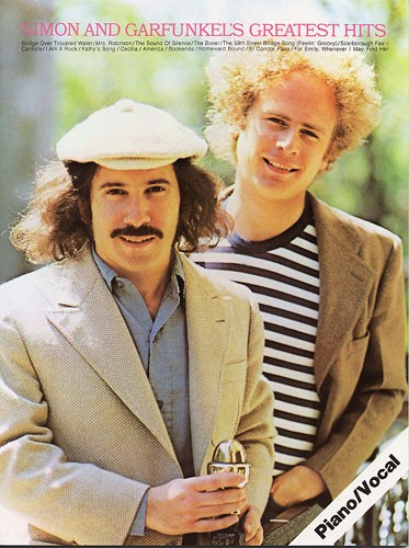 Simon Paul - Simon And Garfunkel's Greatest Hits - Pvg