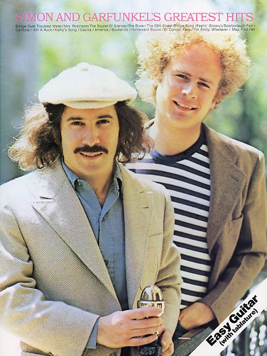 Simon And Garfunkel's Greatest Hits - Guitar Tab