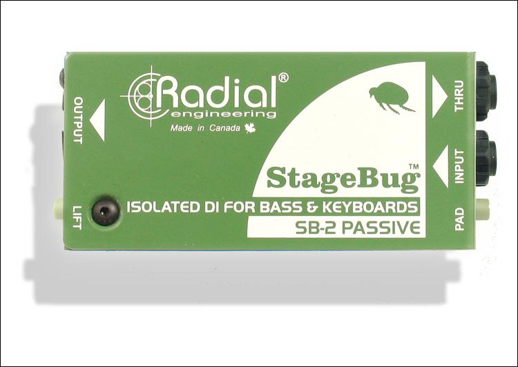 Radial Stagebug-2 Passive