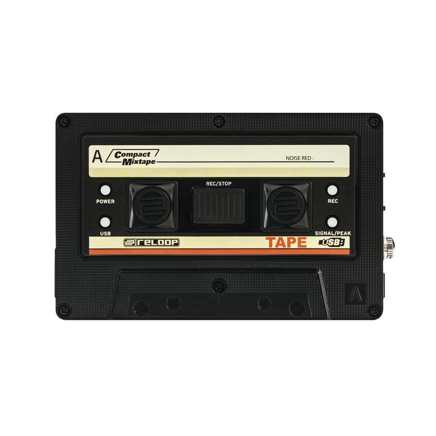 Reloop TAPE - Interface Usb Audio Recorder