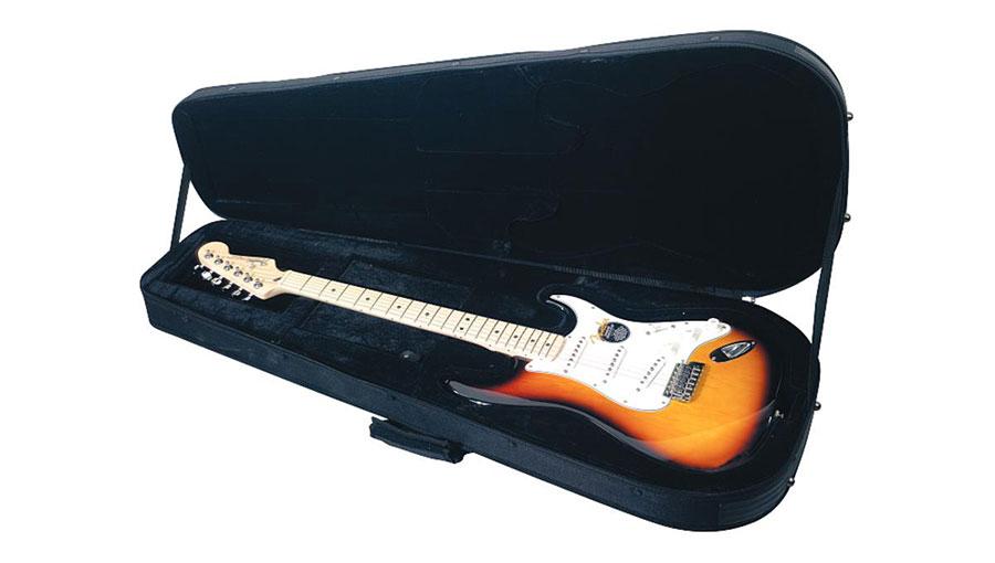 Rockgear Deluxe Line Soft Light Case - Etui Semi-rigide Pour Guitare Electrique Type St