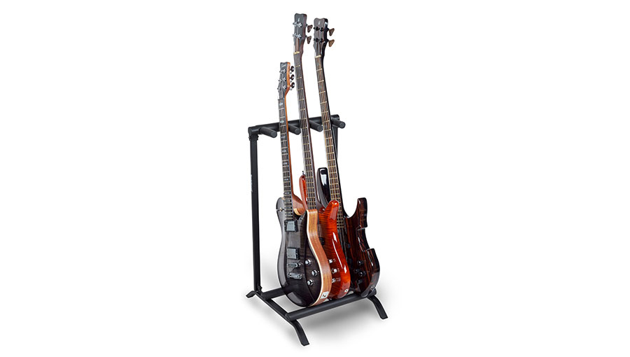 RACK FOR 3 ELECTRIC GUITARS/BASSES