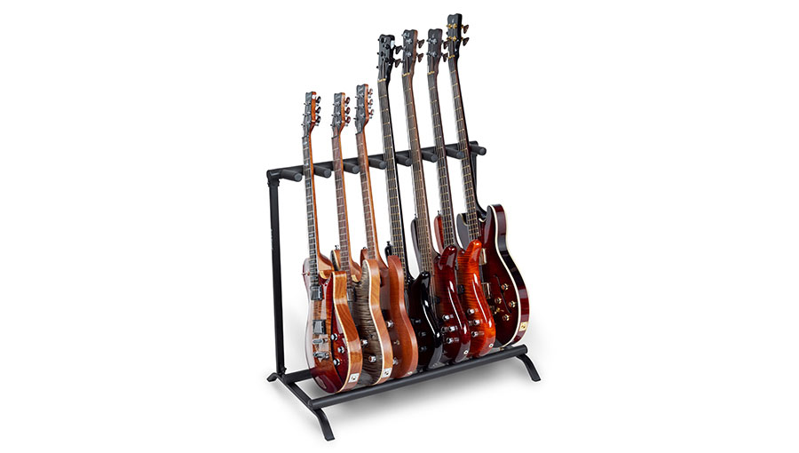 RACK FOR 7 ELECTRIC GUITARS/BASSES