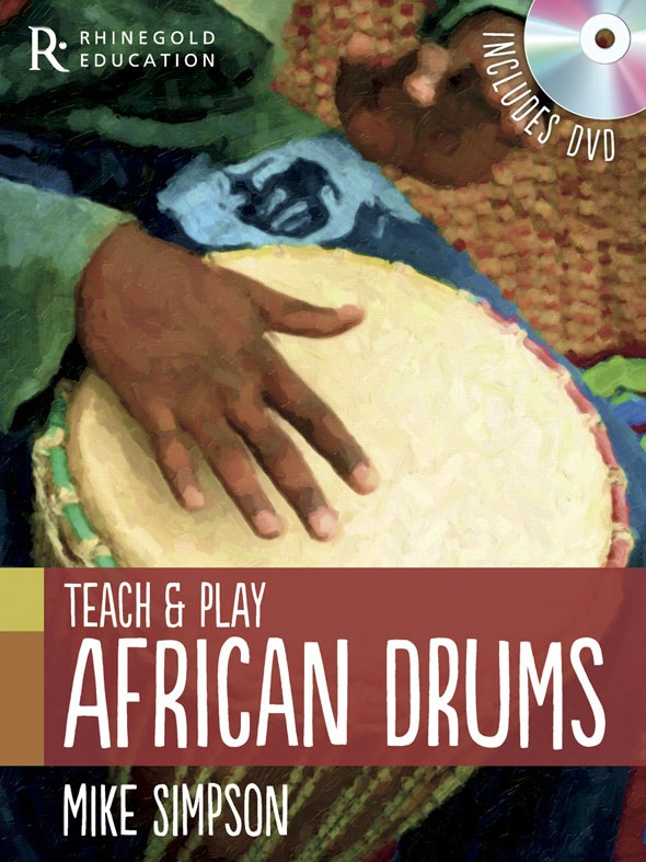 Mike Simpson - Teach And Play African Drums - World