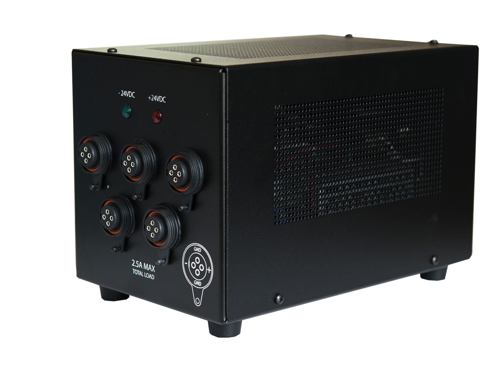 SHELFORD SERIES - 5 MODULES POWER SUPPLY