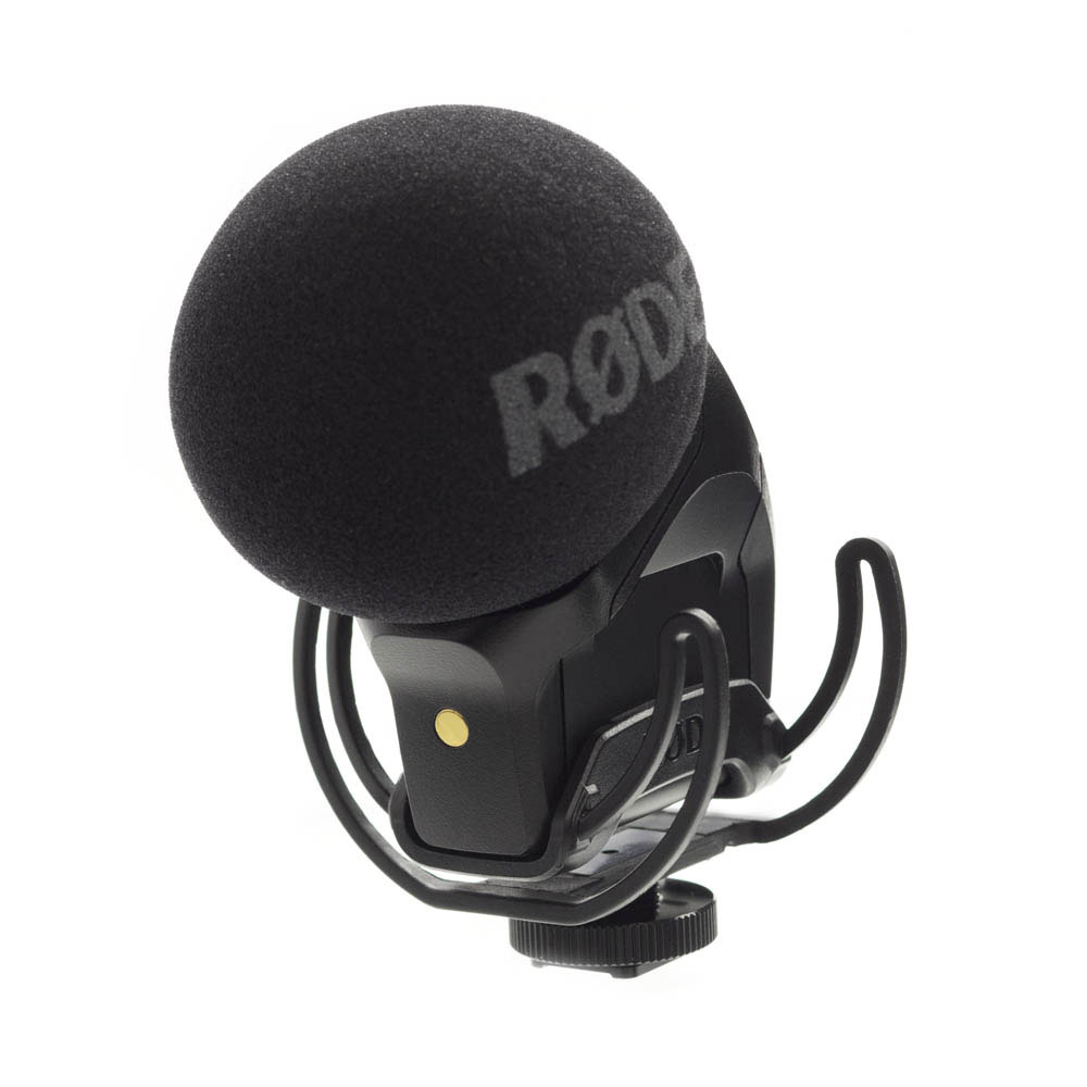STEREO VIDEO MIC PRO RYCOTE