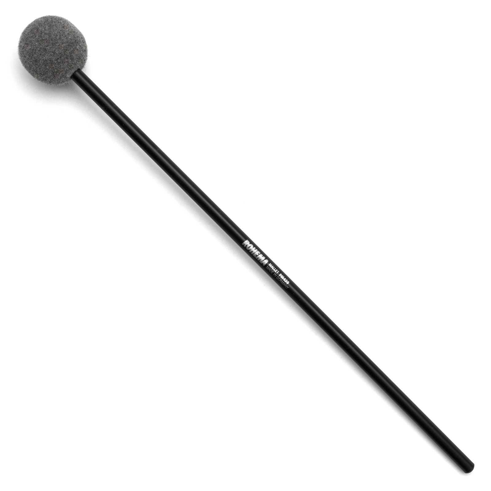 PLASTIC MALLET 39CM - FELT HEAD 4CM MEDIUM HARD
