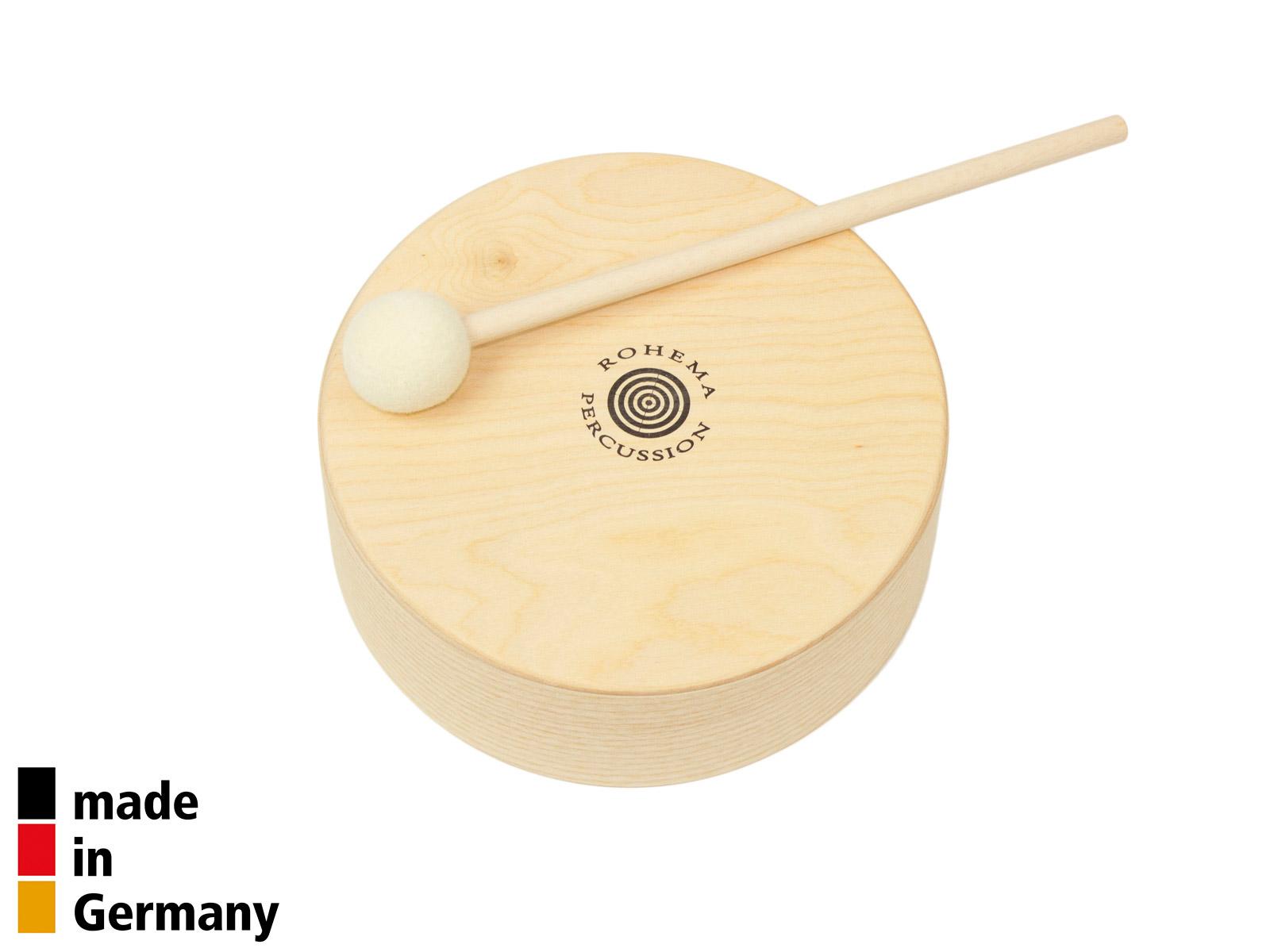 Rohema tom en bois 16cm 1 baguette 3 accessories for Baguettes bois decoratives