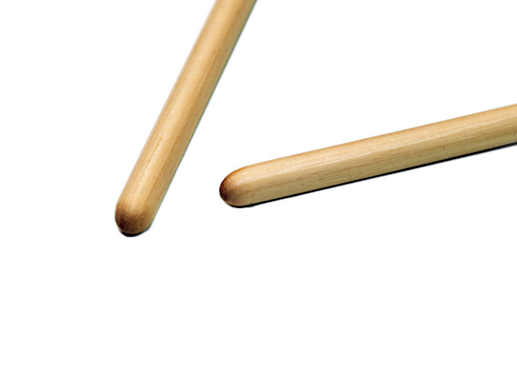TIMBALES STICKS 405MM X 10MM HICKORY