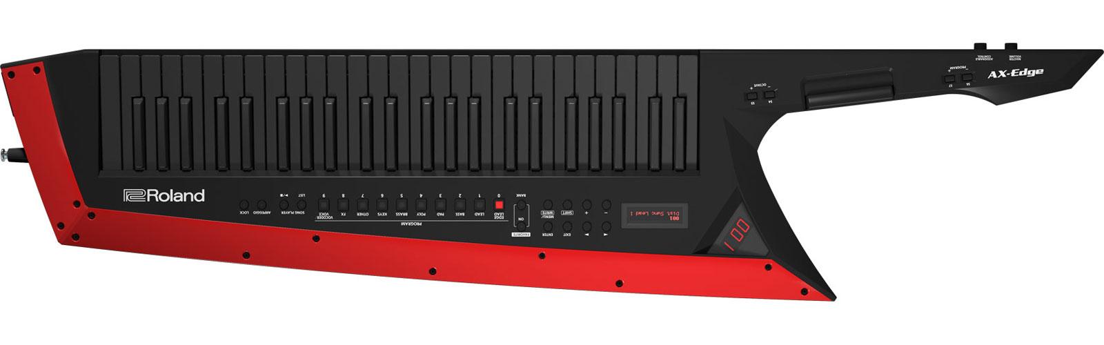 Roland Ax-edge Keytar Noir