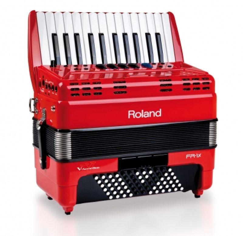 Roland Fr-1x Rd Accordeon Numerique V-accordeon Nouveaute