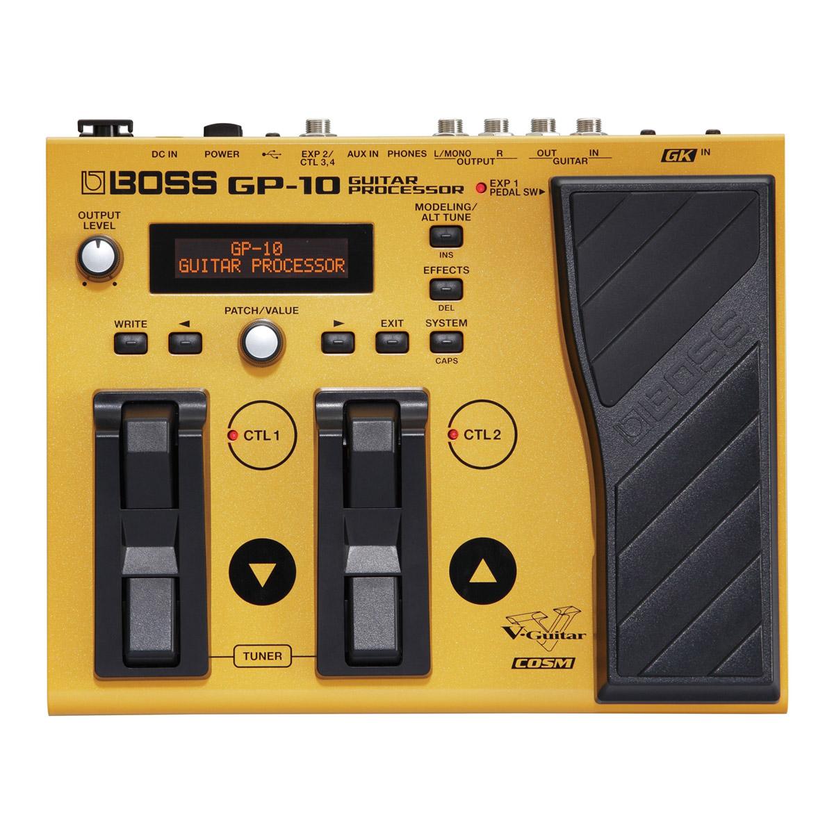 Roland Gp-10s Synthetiseur Et Muliti-effet Guitare